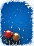 Cartão de Natal Ilustração Stock