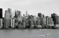 Cartão de New York fotografia de stock