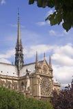 Cartão de Paris Fotos de Stock