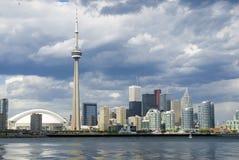 Cartão de Toronto Foto de Stock