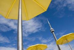 Cartão de Toronto fotos de stock