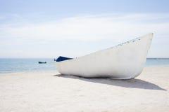 Cartão do beira-mar Fotografia de Stock