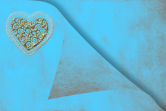 Cartão do convite do casamento Foto de Stock Royalty Free