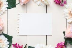 Cartão do dia da mãe s Fotos de Stock Royalty Free