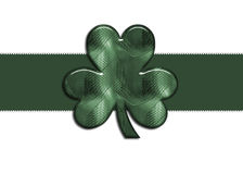 Cartão do dia do St. Patrick ilustração do vetor