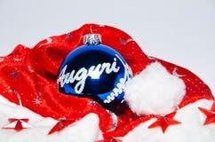 Cartão do Feliz Natal Imagem de Stock