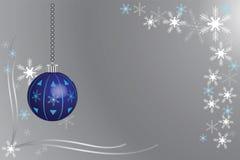 Cartão do feriado de inverno imagens de stock royalty free