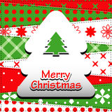 Cartão do Natal. Imagem de Stock Royalty Free