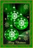 Cartão do Natal Ilustração do Vetor