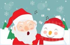 Cartão 2 do Natal Imagens de Stock Royalty Free