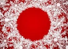 Cartão do Natal e do ano novo Imagem de Stock