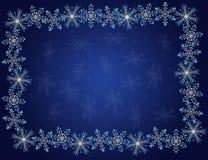 Cartão do Natal ou do ano novo Imagem de Stock