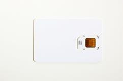 Cartão do telefone de pilha Foto de Stock