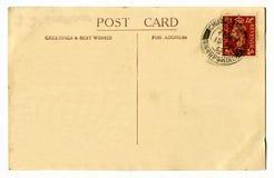 Cartão do vintage Imagens de Stock Royalty Free