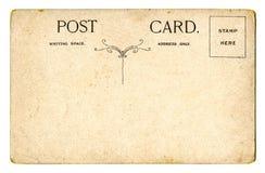 Cartão do vintage Fotografia de Stock