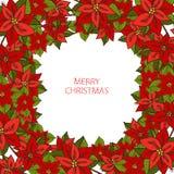 Cartão dos feriados de inverno Imagem de Stock