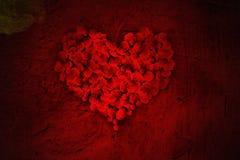 Cartão dos Valentim Fotos de Stock