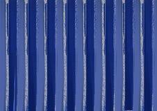Cartão elegante do negócio azul do Web site do sumário do projeto da arte do fundo ilustração stock