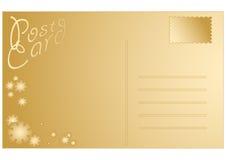Cartão em branco do Natal   Imagens de Stock