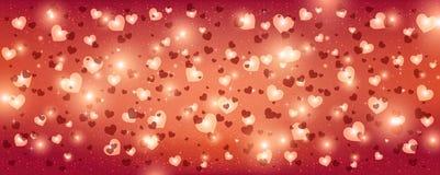 Cartão feliz do dia dos Valentim Eu te amo 14 de fevereiro ilustração do vetor