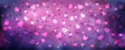 Cartão feliz do dia dos Valentim Eu te amo 14 de fevereiro ilustração royalty free