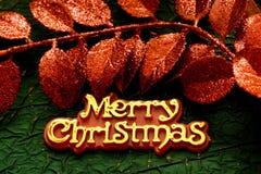 Cartão festivo Fotos de Stock