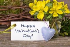 Dia do ` s de Valentin Imagens de Stock Royalty Free