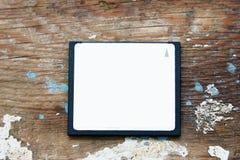 Cartão instantâneo compacto Imagens de Stock