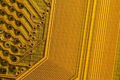 Cartão-matriz do computador Imagens de Stock