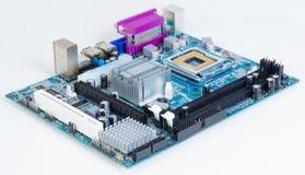 Cartão-matriz do Desktop Imagem de Stock