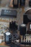 Cartão-matriz fritado Imagens de Stock Royalty Free