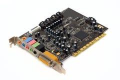 Cartão sadio do PC Foto de Stock