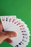 Cartões da ponte Fotografia de Stock Royalty Free
