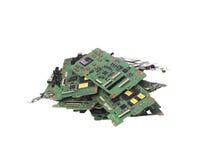 Cartões de circuito Fotos de Stock