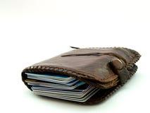 Cartões de crédito Fotografia de Stock