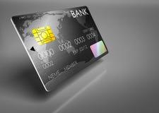 Cartões de crédito luxuosos Imagens de Stock