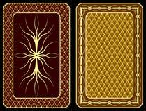 Cartões de jogo. Foto de Stock Royalty Free