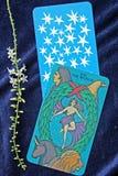 Cartões de Tarot Imagens de Stock Royalty Free