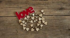 Cartões do dia de Valentim Imagens de Stock Royalty Free