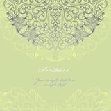 Cartões elegantes do convite Imagem de Stock