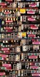 Cartões-matrizes velhos do computador Pilhas do hardware obsoleto e bonde Fotografia de Stock