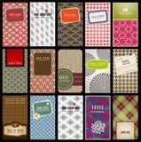 Cartões verticais Foto de Stock