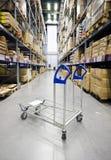 cart покупка Стоковые Фотографии RF
