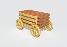 Cart Royalty Free Stock Image