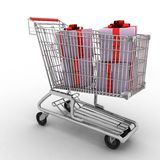 Cart Stock Photo