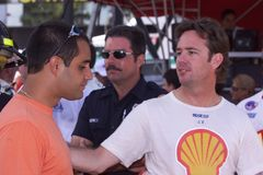 2002 CART Grand Prix Americas royalty free stock images