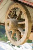 Cart hjulet fotografering för bildbyråer