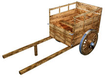 Cart. This is a Cart image Royalty Free Stock Photo