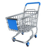 Cart isolated Stock Image