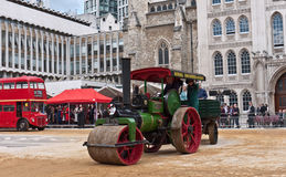 Cart Marking Ceremony in the Guildhall Yard. Stock Image